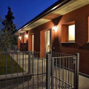 Appartamenti - Agriturismo in cantina -La Guarda - Muscoline
